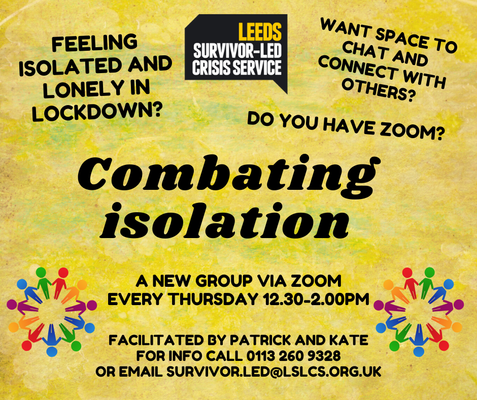 Combating Isolation group